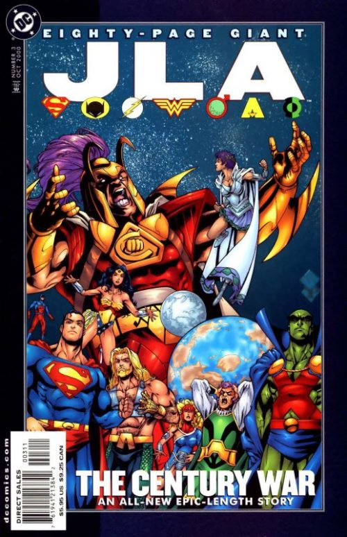 JLA 80 Page Giant issue 3