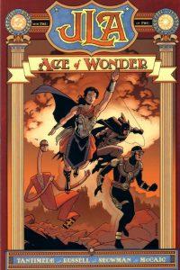 JLA Age of Wonder issue 2