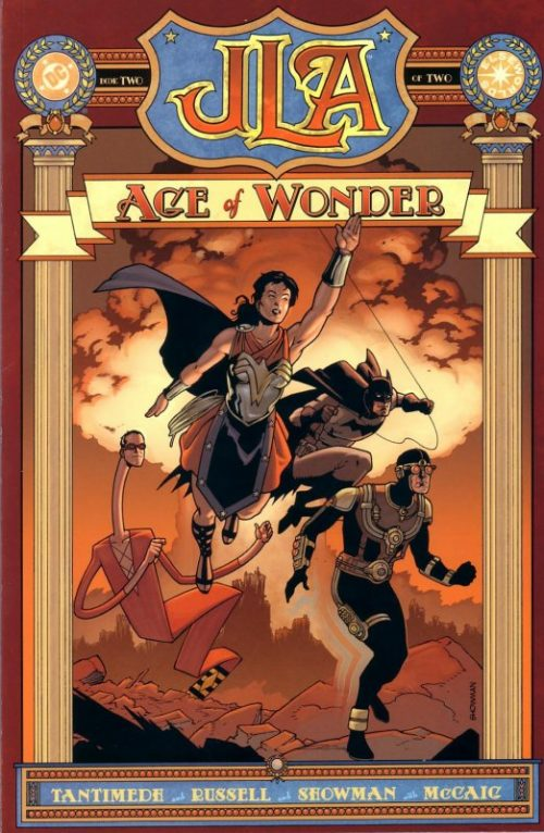 JLA Age of Wonder issue 2