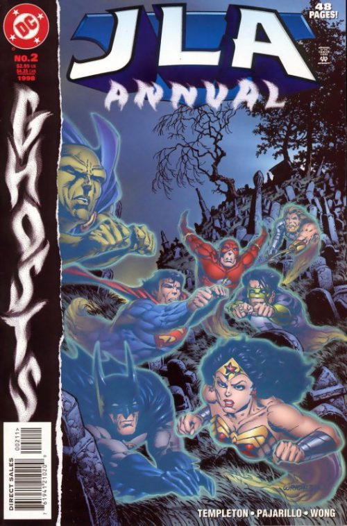 JLA Annual issue 2