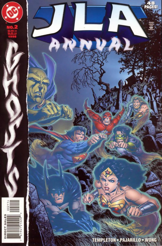 JLA Annual issue 2