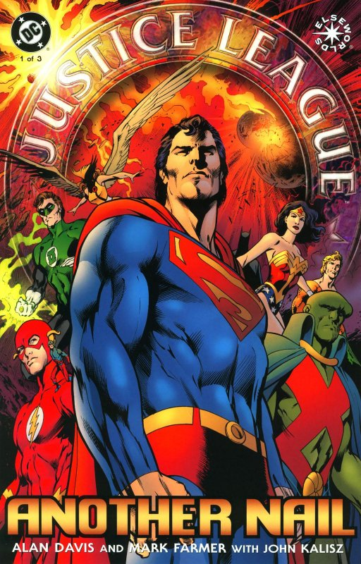 Justice League Another Nail issue 1