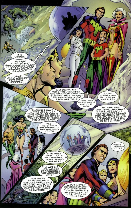 Justice League Another Nail - 3 - Amazon Archives