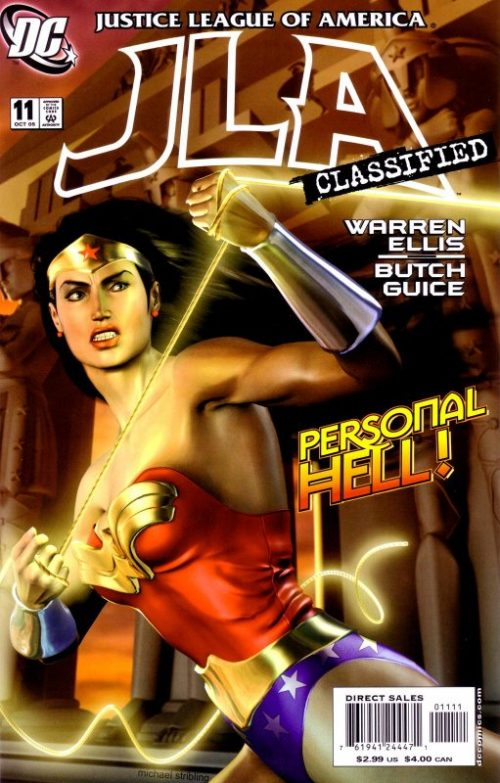 JLA Classified Issue 11