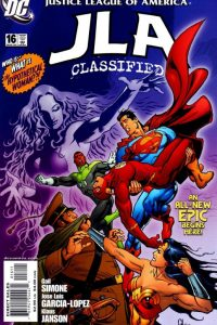 JLA Classifed issue 16