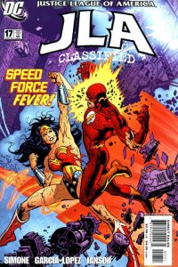 JLA Classified issue 17