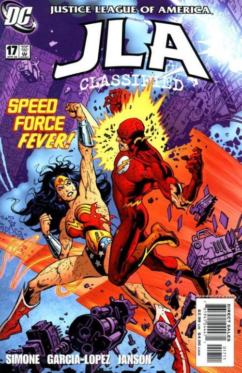 JLA Classified issue 17