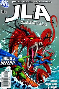 JLA Classified issue 18