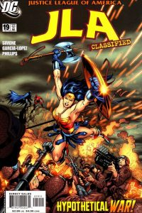 JLA Classified issue 19