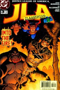 JLA Classified issue 3