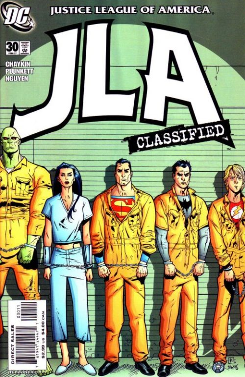 JLA Classified issue 30