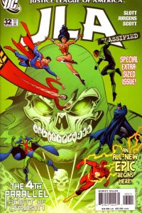 JLA Classified issue 32