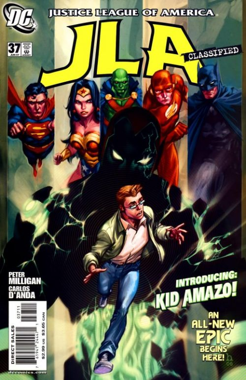 JLA Classified issue 37