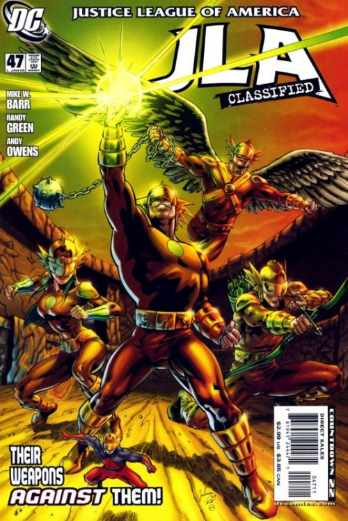 JLA Classified issue 47