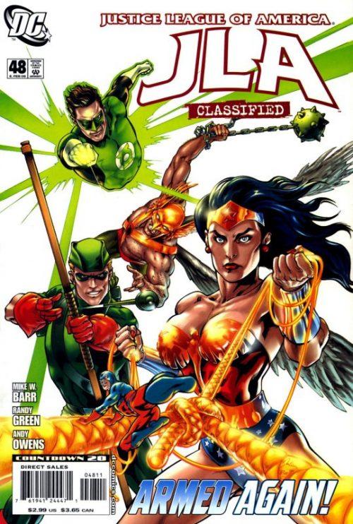 JLA Classified issue 48