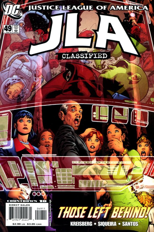 JLA Classified issue 49