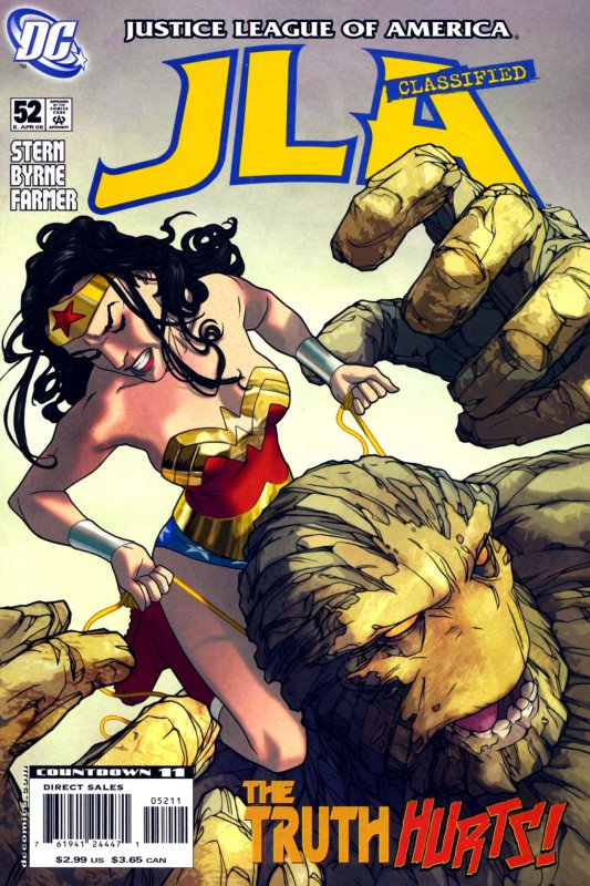 JLA Classified issue 52