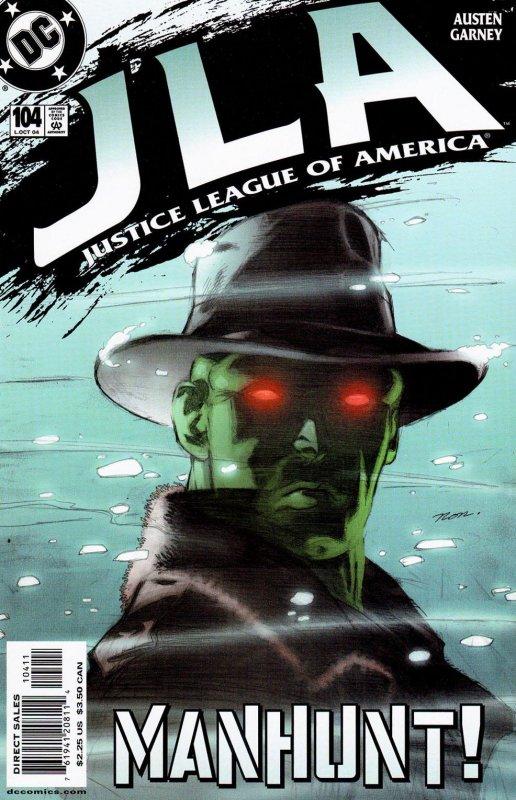 JLA issue 104