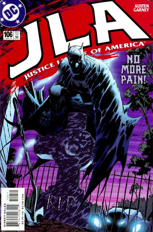 JLA issue 106