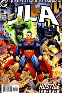 JLA issue 110