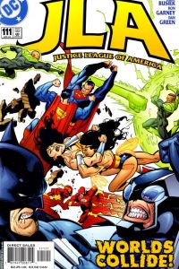 JLA issue 111