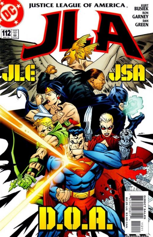 JLA issue 112