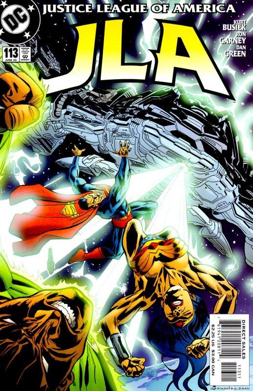 JLA issue 113
