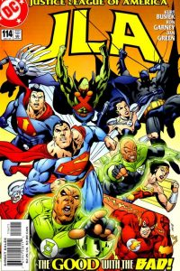 JLA issue 114