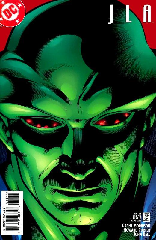 JLA issue 13