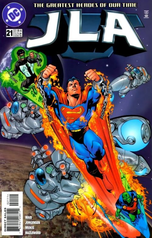 JLA issue 21