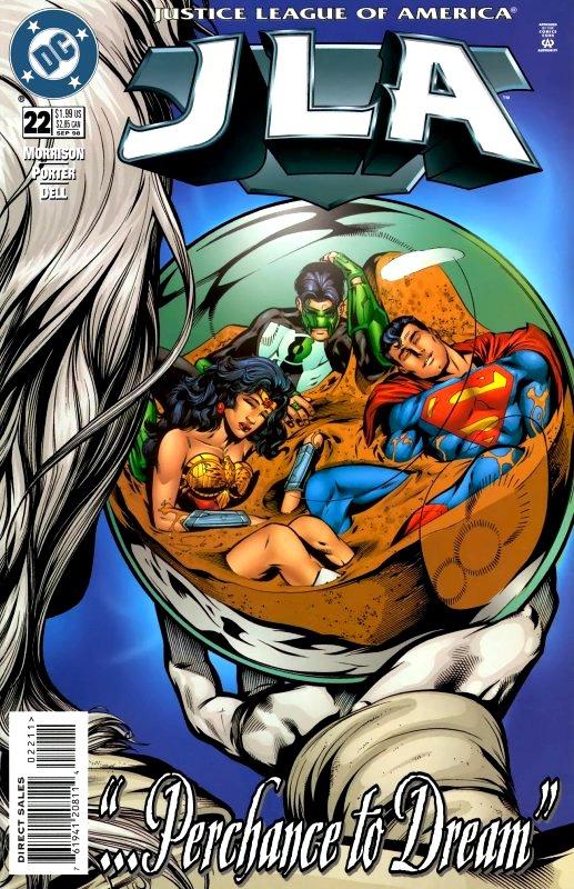 JLA issue 22
