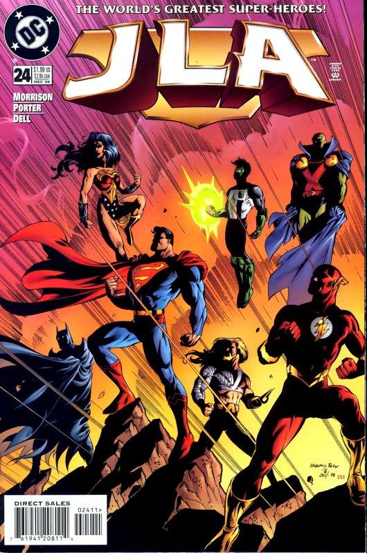 JLA issue 24