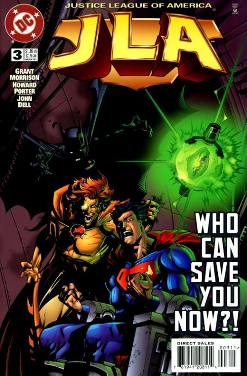JLA issue 3