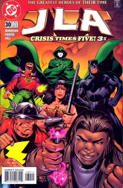 JLA issue 30