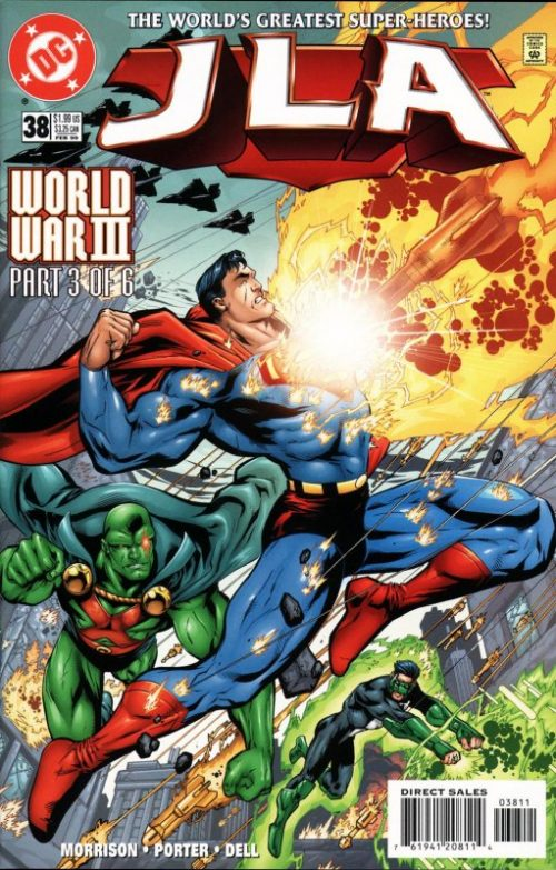 JLA Issue 38