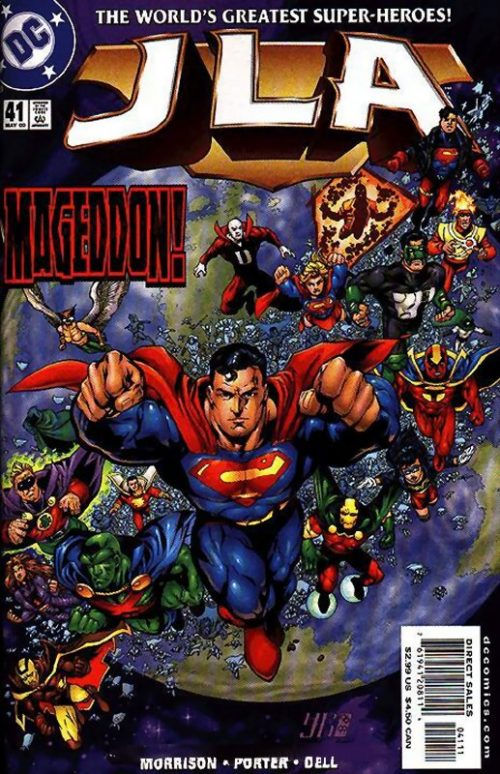 JLA issue 41
