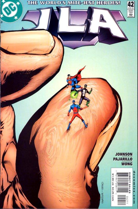 JLA issue 42