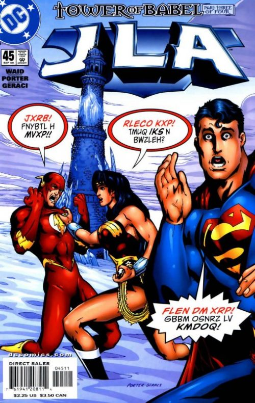 JLA issue 45
