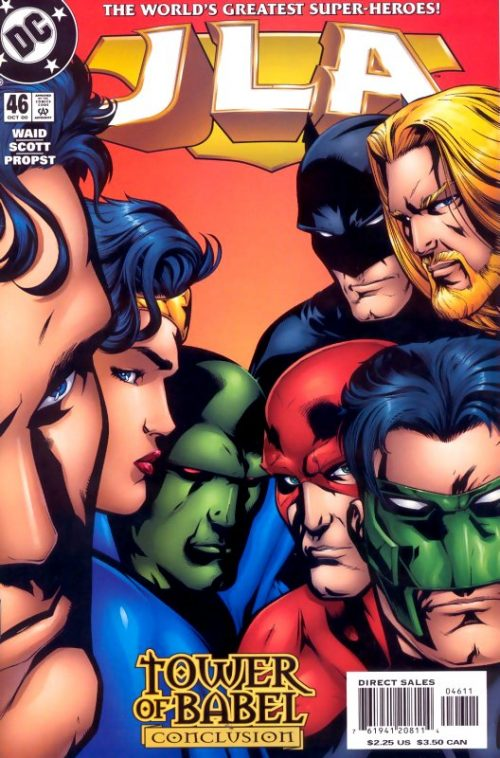 JLA issue 46