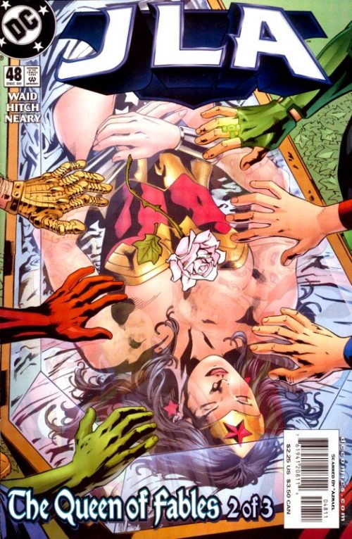JLA issue 48