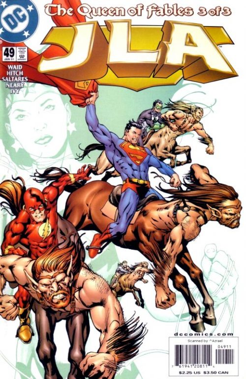 JLA issue 49