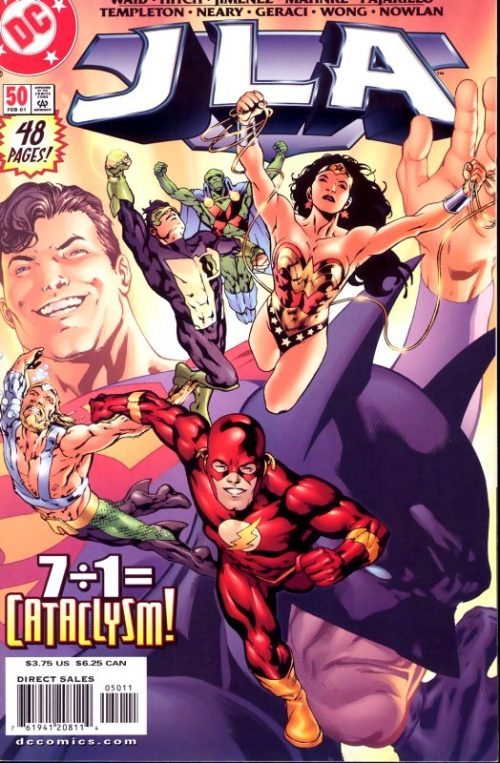 JLA issue 50