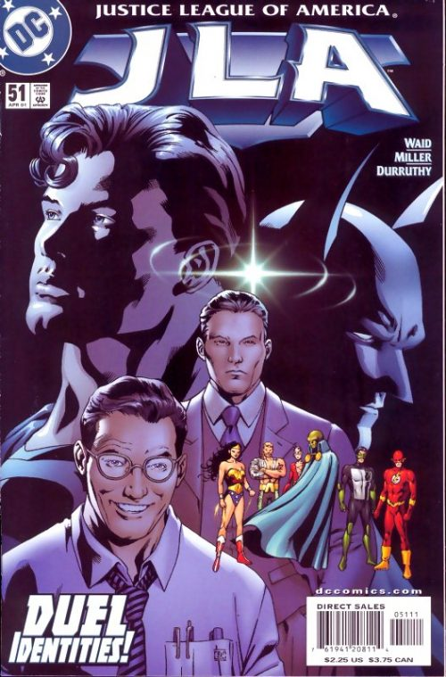 JLA issue 51