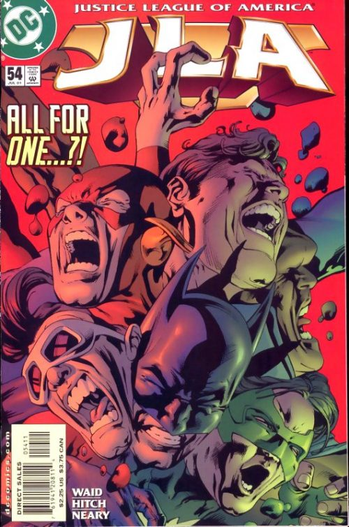 JLA issue 54