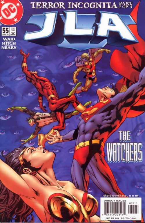 JLA issue 55