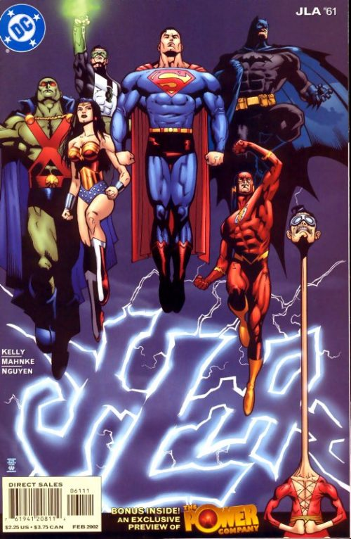 JLA issue 62