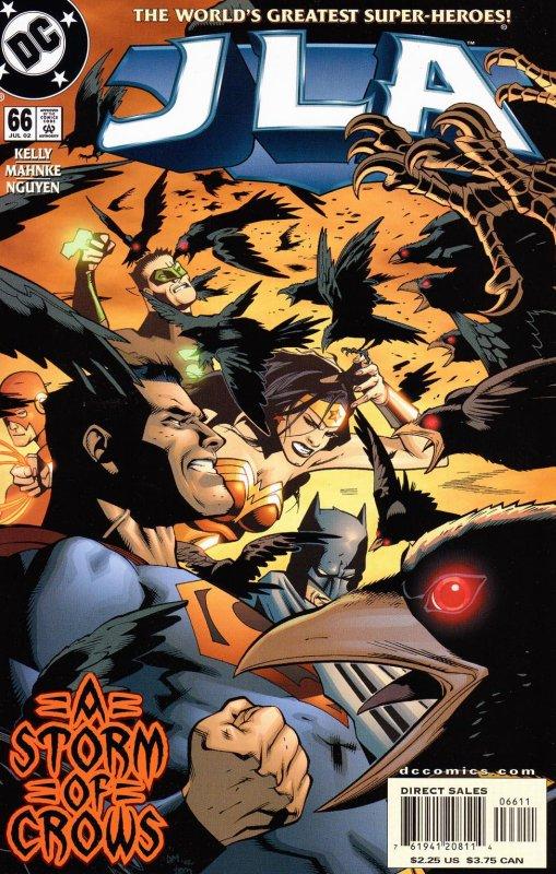 JLA issue 66