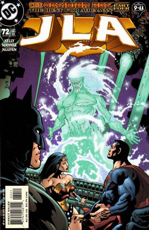 JLA issue 72