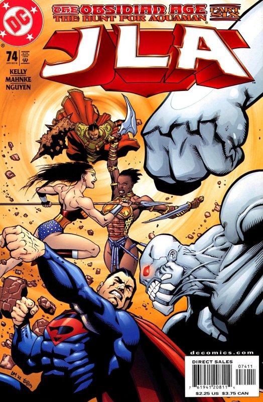 JLA issue 74