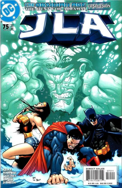 JLA issue 75